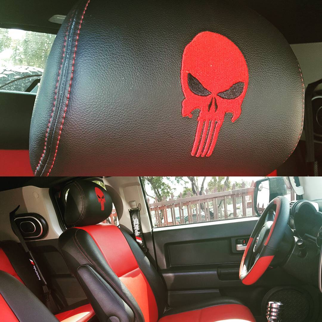 All Stat Motorsports does Custom Upholstery in the Greater Long Beach/Los Angeles area.