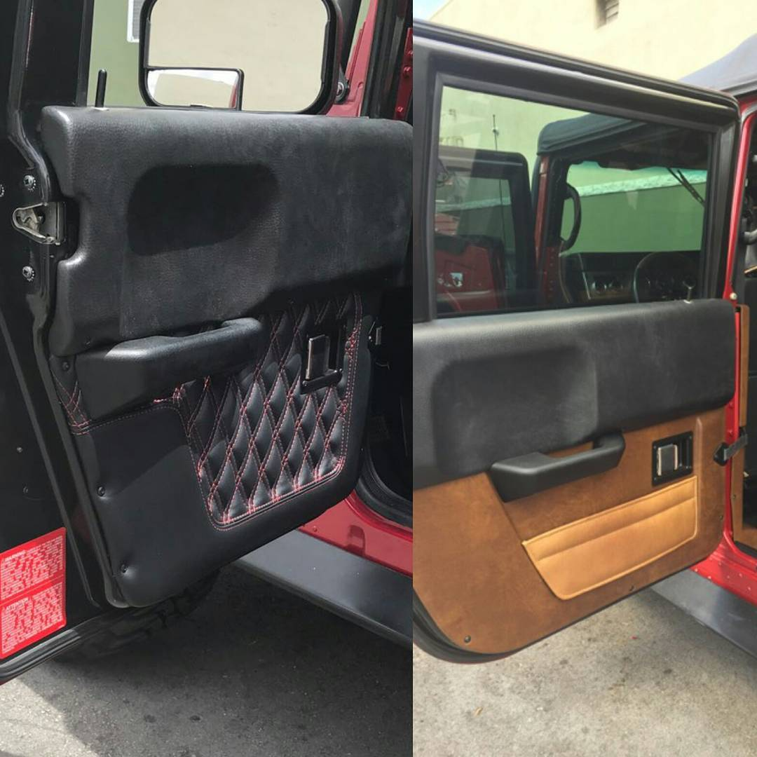 All Stat Motorsports does Custom Jeep Upholstery in the Greater Long Beach/Los Angeles area.