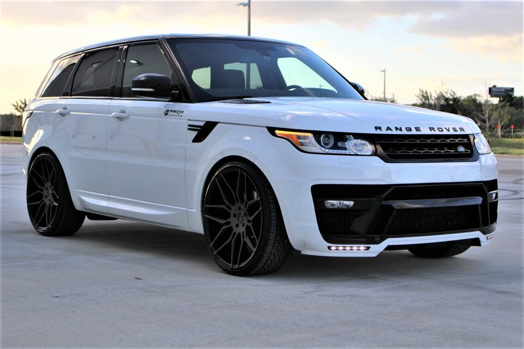 Range Rover Black Out by All Star Motorsports - Long Beach