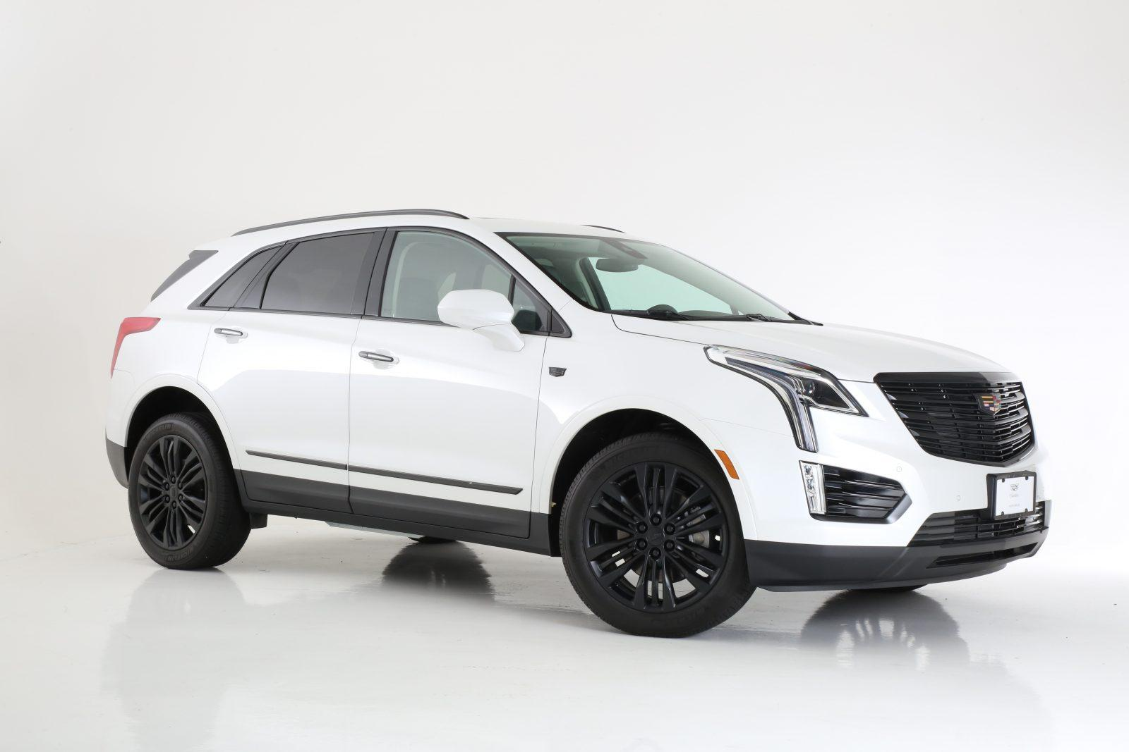 6 Point Star Rims >> Cadillac Blackout Packages | XT5, Escalade, ESV,