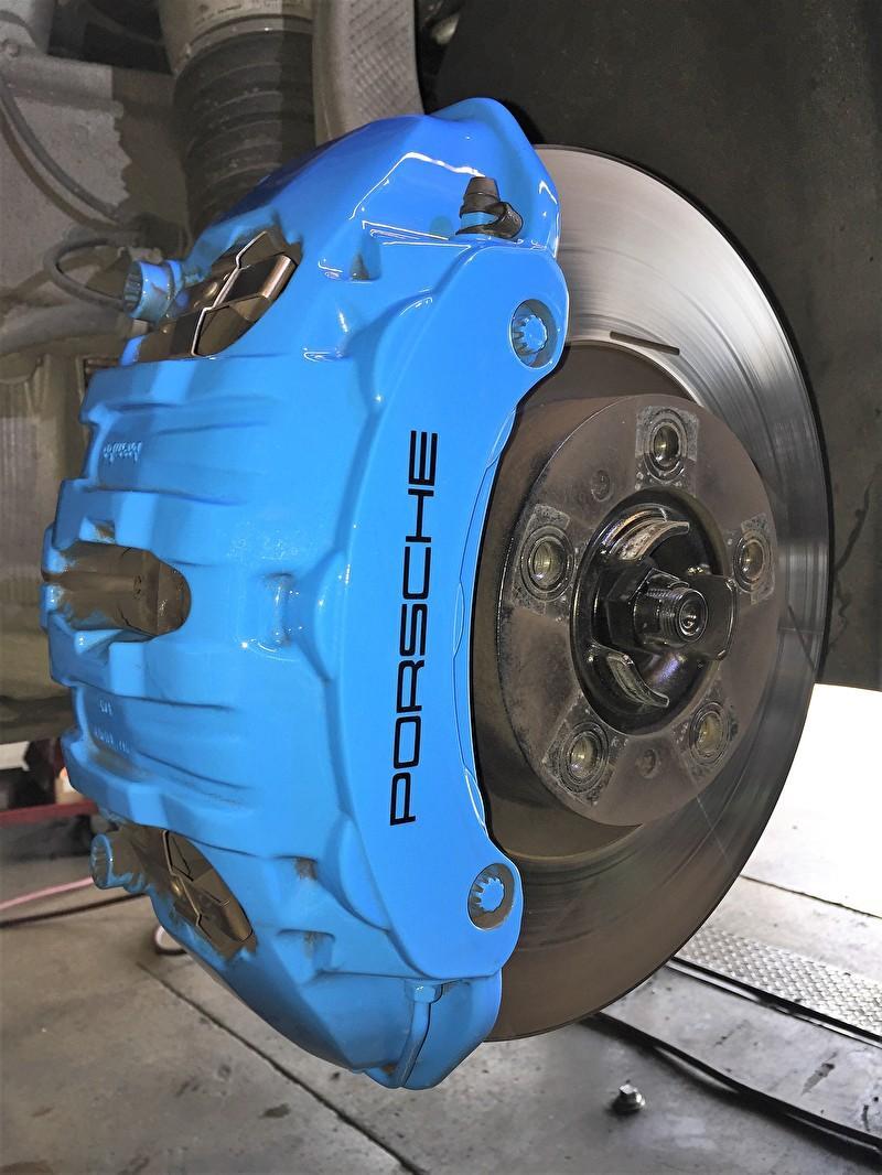 brake caliper paint brake upgrade service amp repair