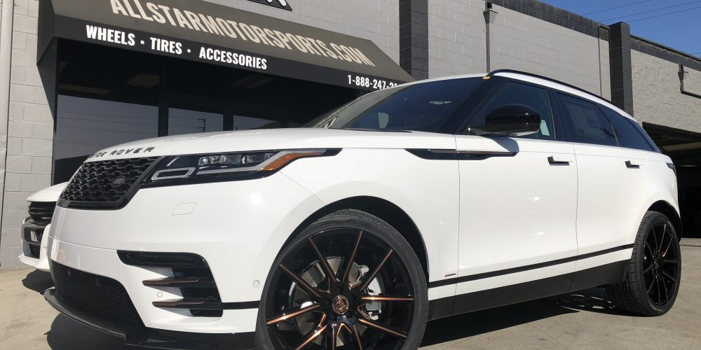 Range Rover Evoque Blacked Out Package by All Star Motorsports