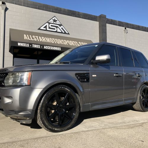 Black Out Packages by All Star Motorsports