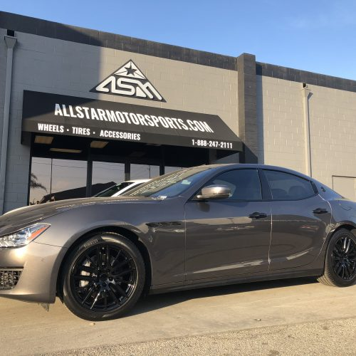Blackout Packages by All Star Motorsports