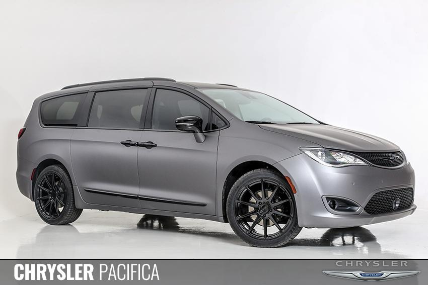 Chrysler Pacifica Blackout Package by All Star Motorsports