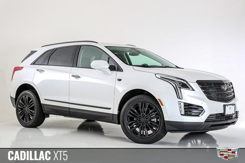 Cadillac XT5 Blackout Package by All Star Motorsports
