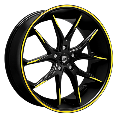 Lexani R12 Custom Painted Wheels and Rims for Sale in the Greater Los Angeles/Long Beach Area
