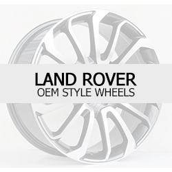 Land Rover OEM Style Replacement Factory Wheels