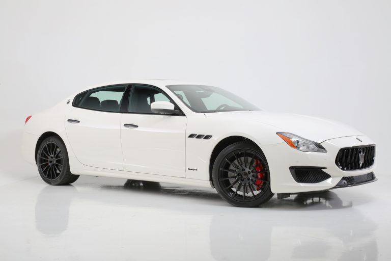 Maserati Quattroporte GTS Blackout Package