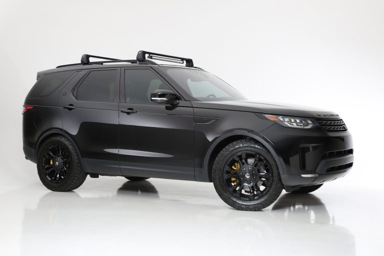 LAND ROVER DISCOVERY BLACKOUT PACKAGES