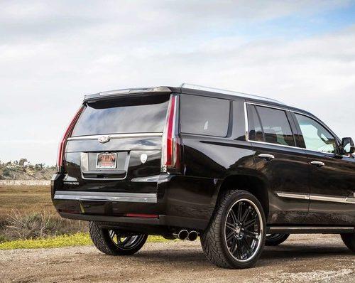 2016 Cadillac Escalade Fiberglass Collection