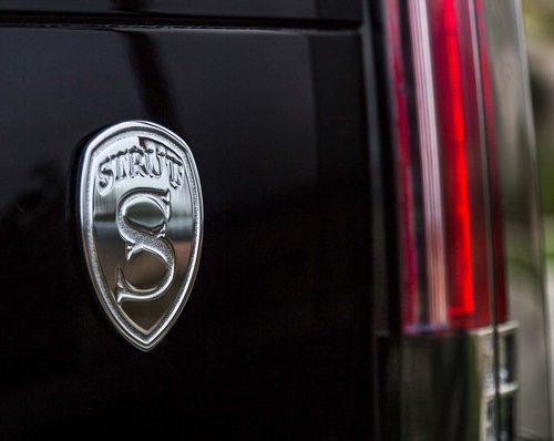 2016 Cadillac Escalade Rear STRUT Shield