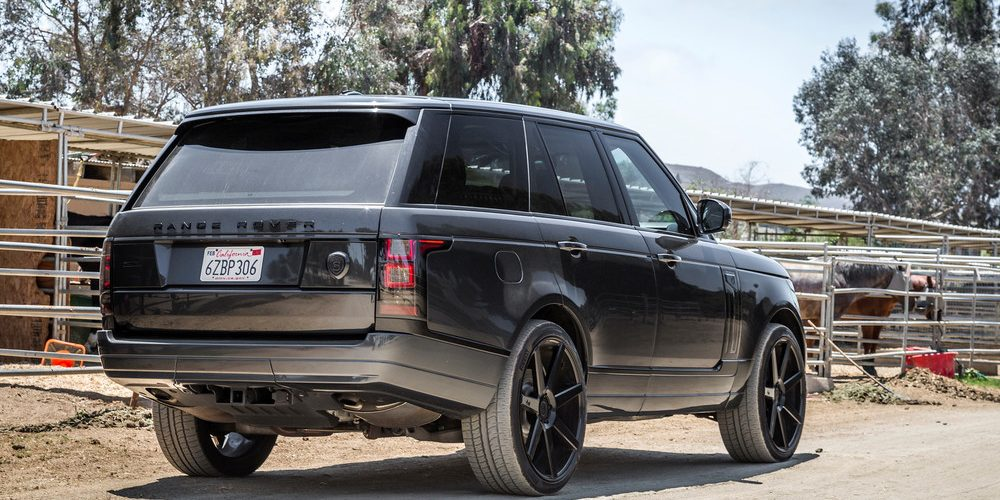 Range Rover Fiber Glass Collection 1