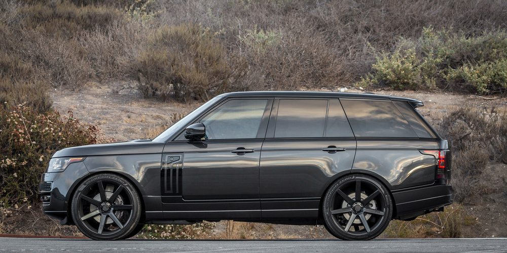 Range Rover Fiber Glass Collection 2