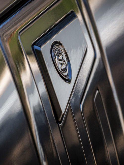 Range Rover Fiber Glass Side Vent