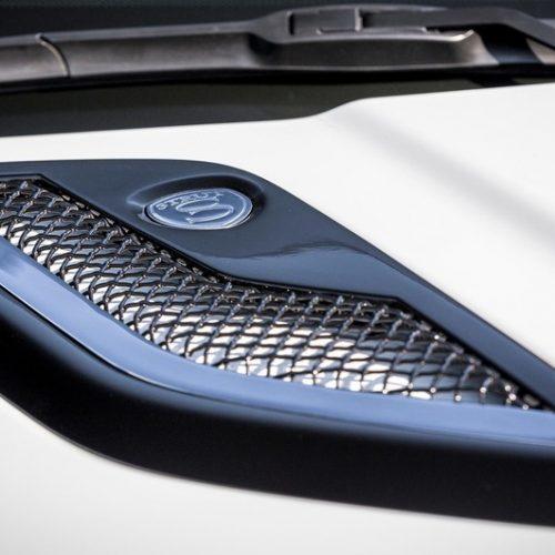 Range Rover Sport Fiberglass Lower Bumper