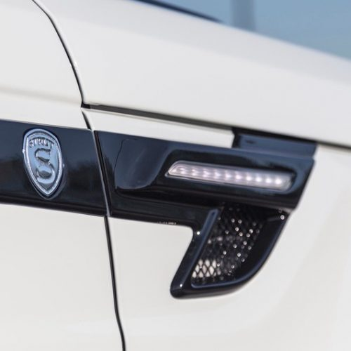 Range Rover Sport LED Side Vent