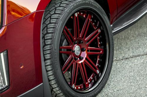 Custom Wheel and OEM Rims Powder Coating in Los Angles