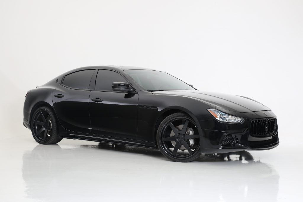 MASERATI GHIBLI BLACKOUT PACKAGES