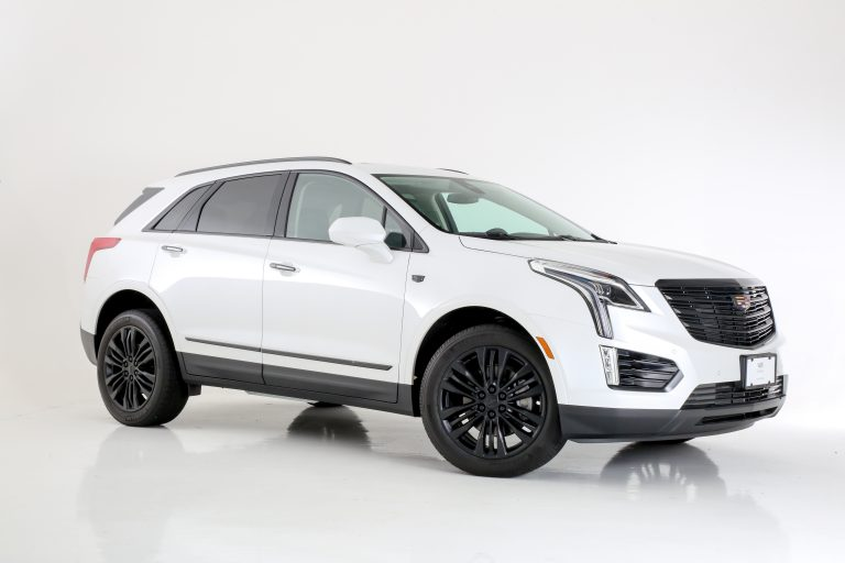 CADILLAC XT5 BLACKOUT PACKAGES