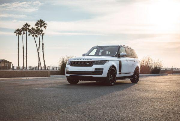Range Rover – Outdoor Shoot