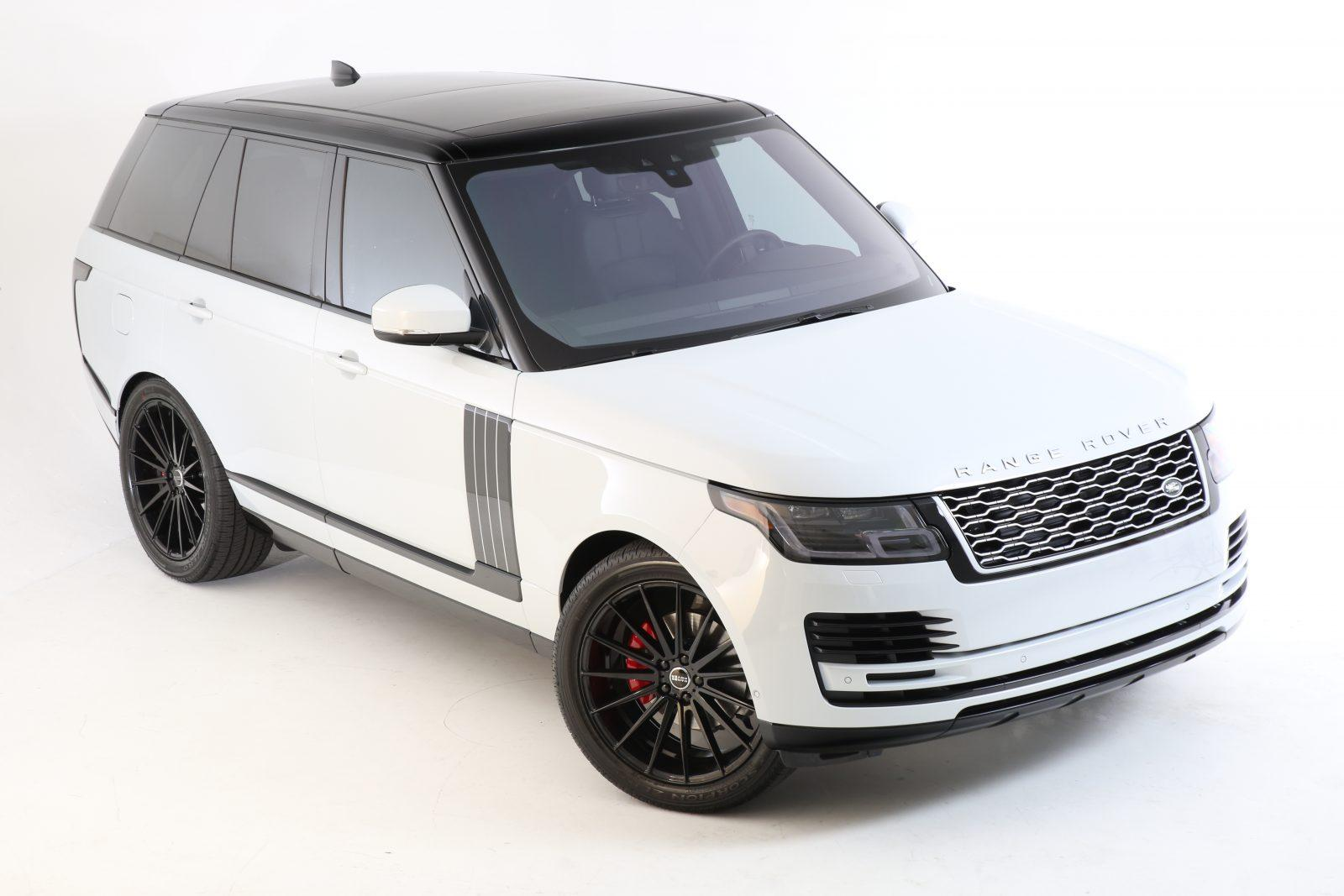 LAND ROVER RANGE ROVER HSE BLACKOUT PACKAGES