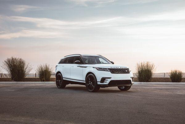 Range Rover Velar – Outdoor Shoot