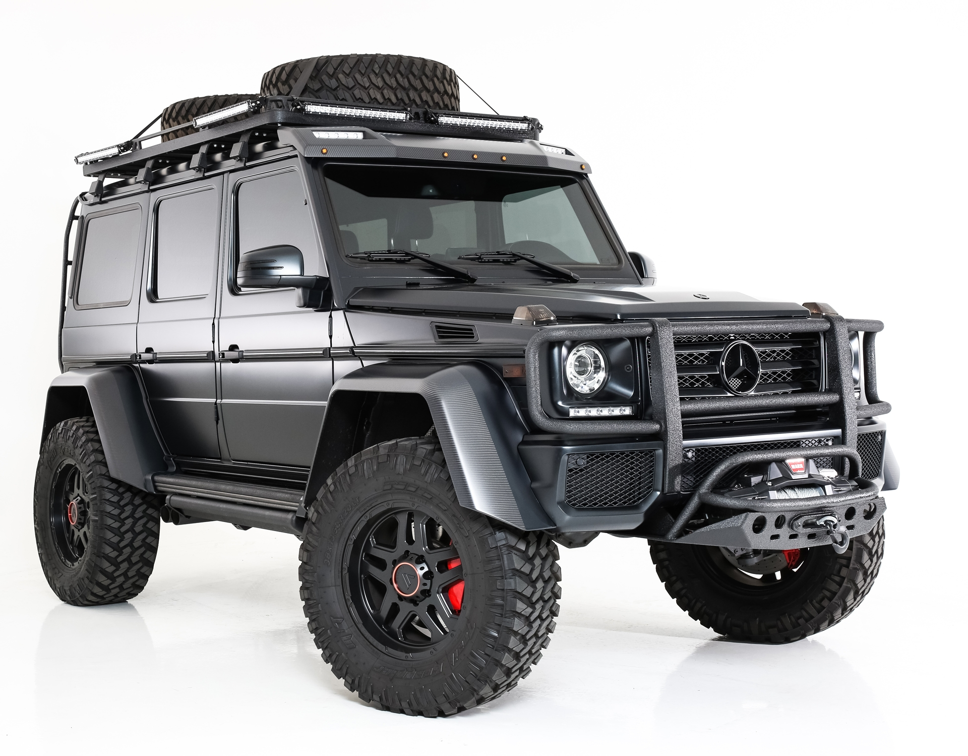 Mercedes Benz G Wagon Blackout Package By All Star Motorsports